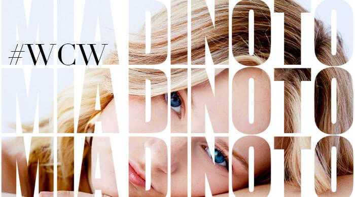 Mia Dinoto Woman Crush Wednesday