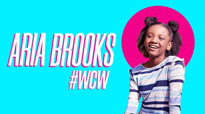 Aria Brooks Woman Crush Wednesday
