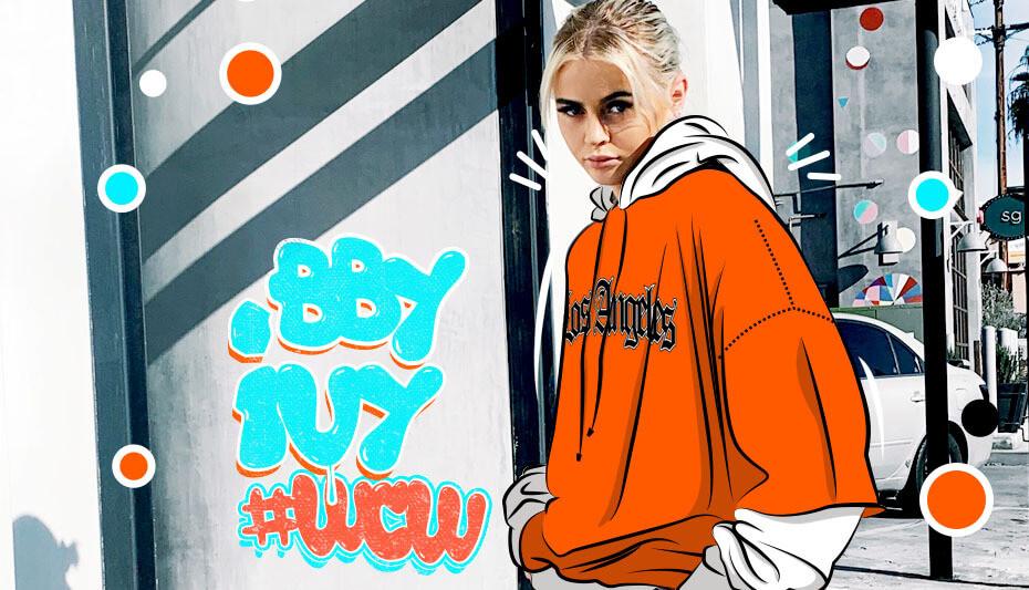 Bby Ivy Woman Crush Wednesday