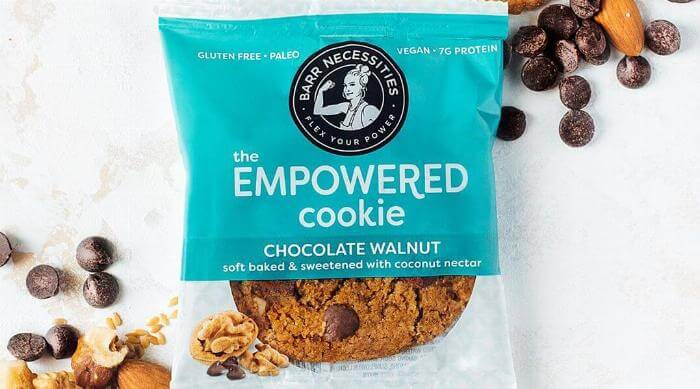 Instagram- The Empowered Cookie: Chocolate Walnut