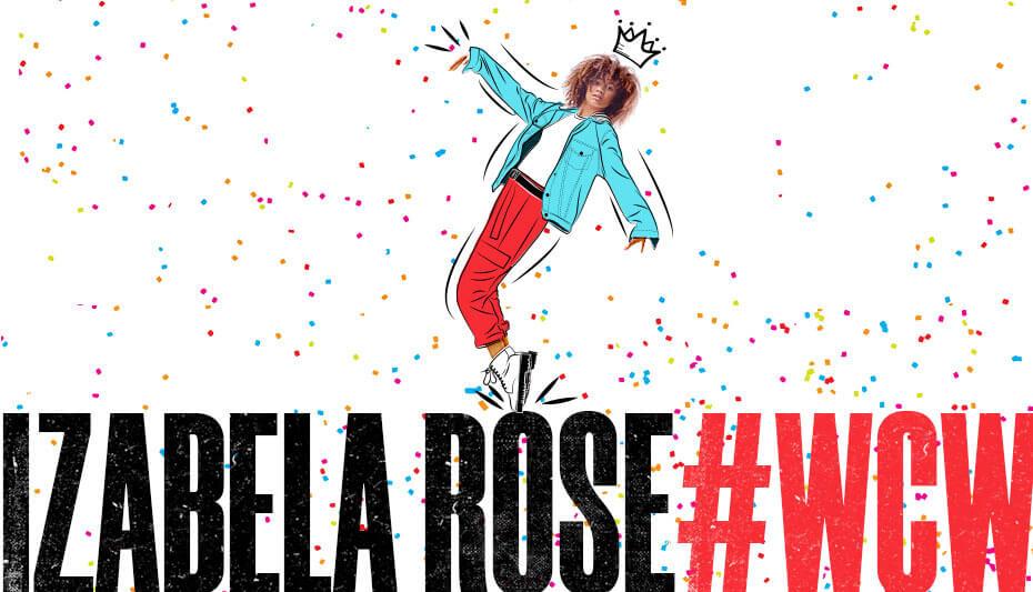 Izabela Rose Woman Crush Wednesday
