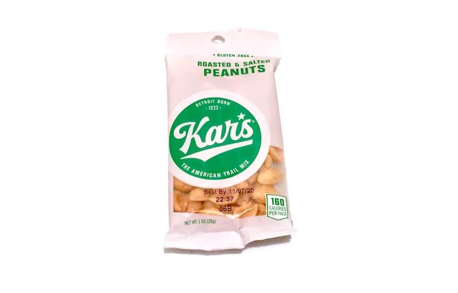 Kars roasted and salted peanuts