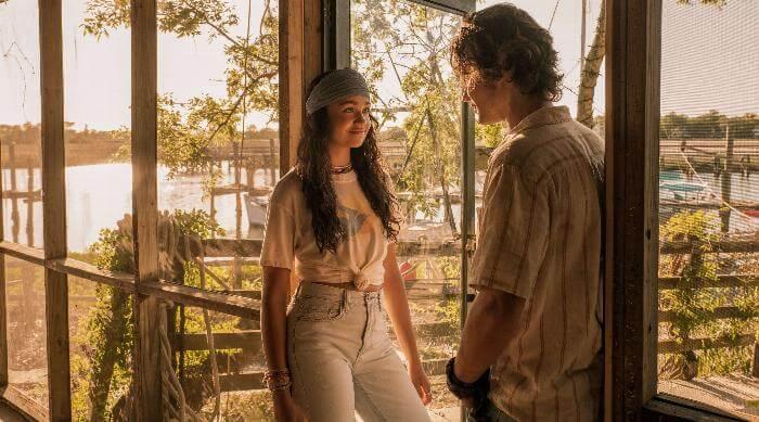 Outer Banks - Kiara and John B