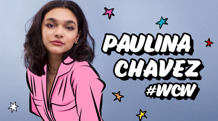 Paulina Chávez Woman Crush Wednesday