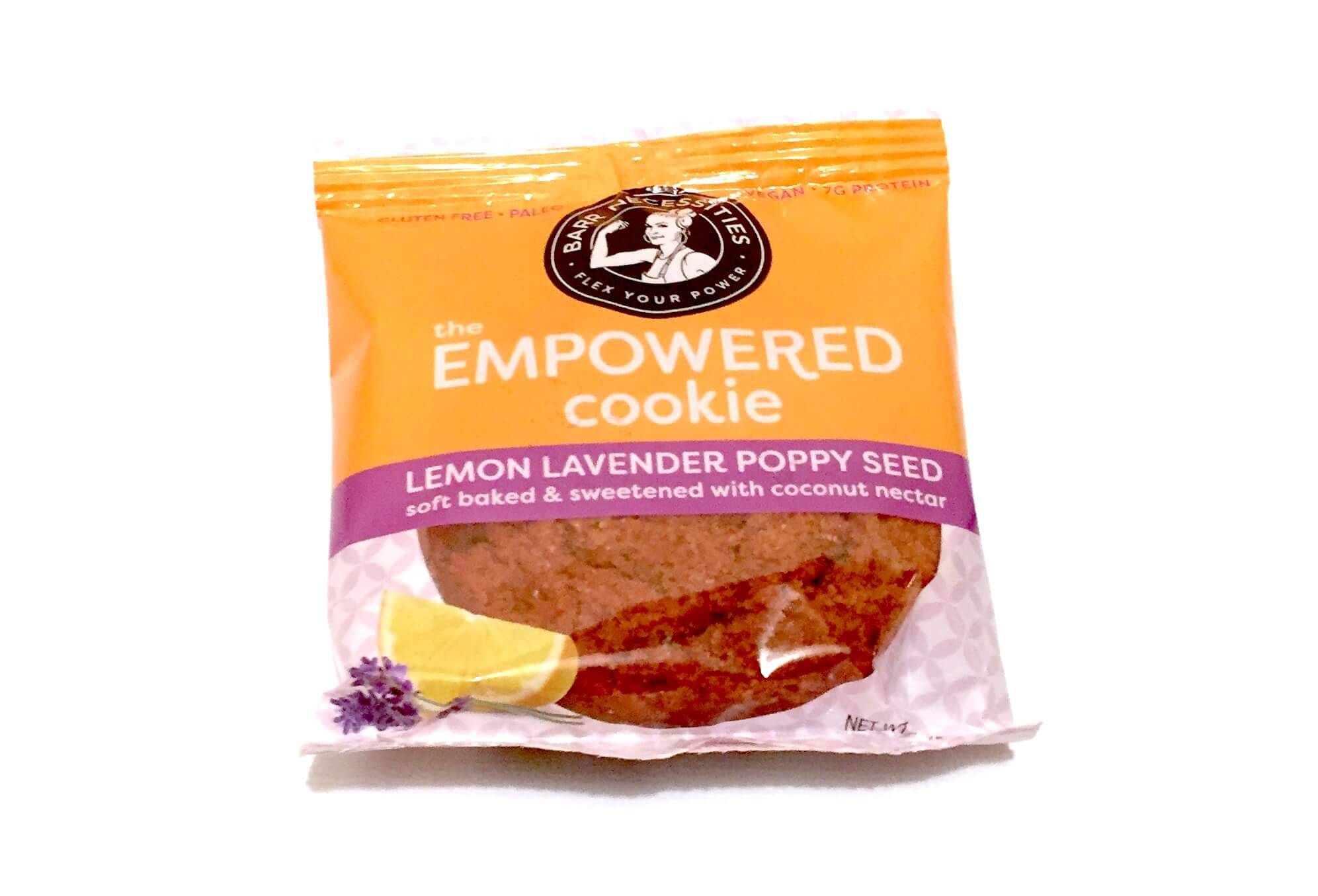 the-empowered-cookie-lemon-lavender-poppy-seed-042320
