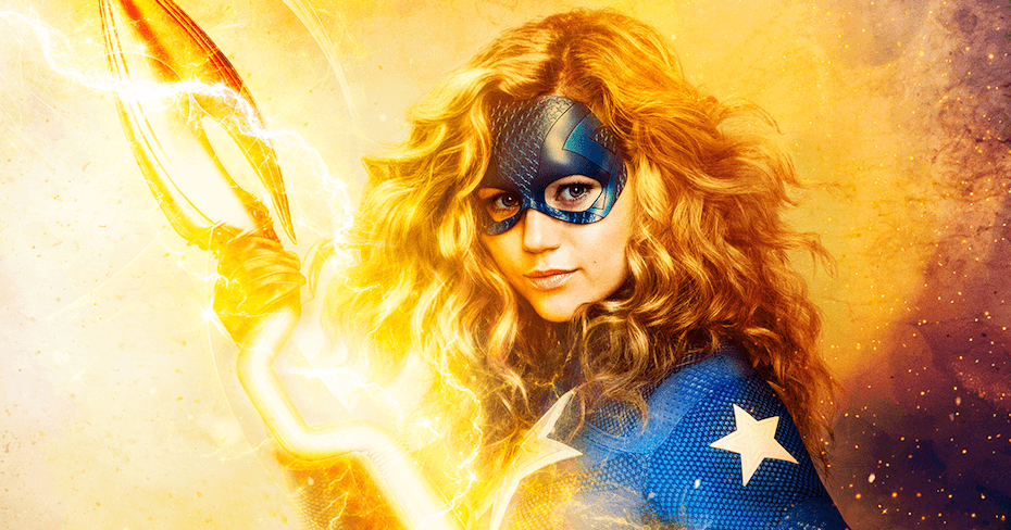 DC's Stargirl - Courtney Whitmore in Stargirl costume