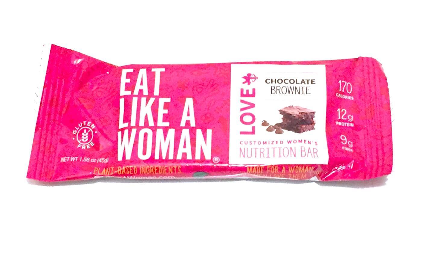 Eat Like a Woman Bar: Chocolate Brownie