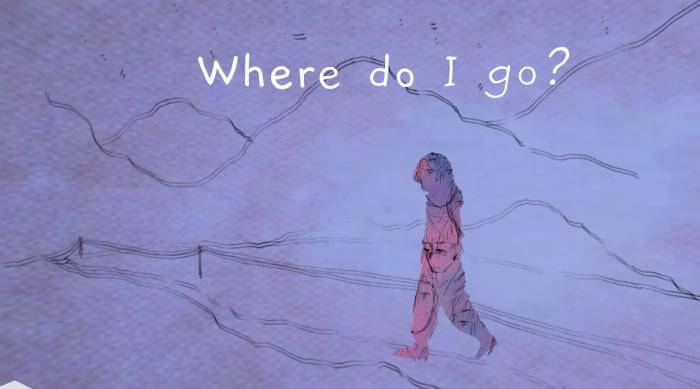 "If Found...: Kasio ""Where do I go?"""