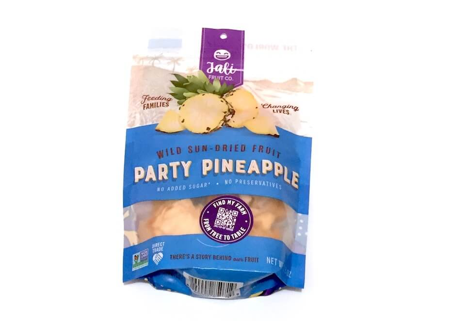 Jali Fruit Party Pineapple