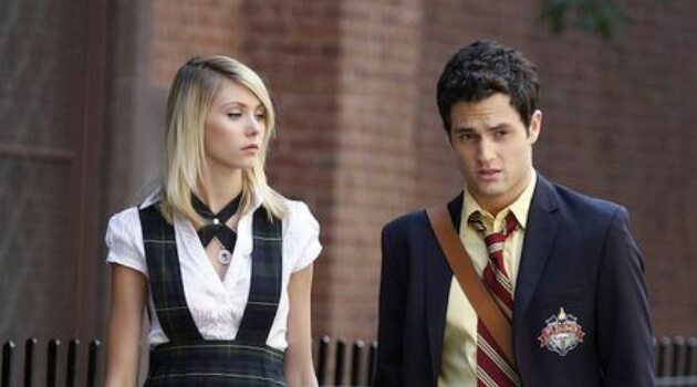 Gossip Girl: Jenny and Dan Humphrey
