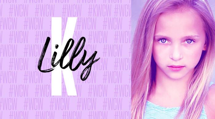 Lilly K Lilliana Ketchman Woman Crush Wednesday