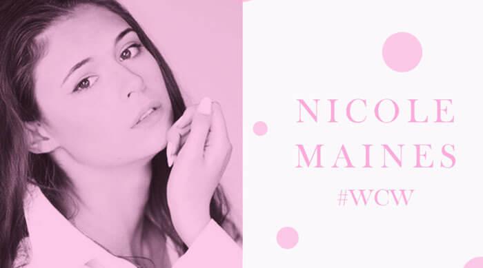 Nicole Maines Woman Crush Wednesday