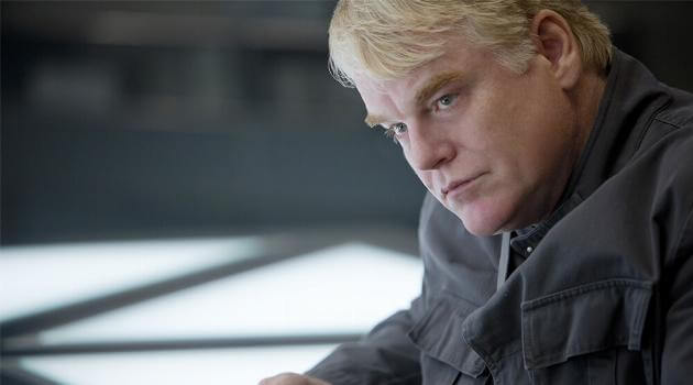 The Hunger Games: Plutarch Heavensbee