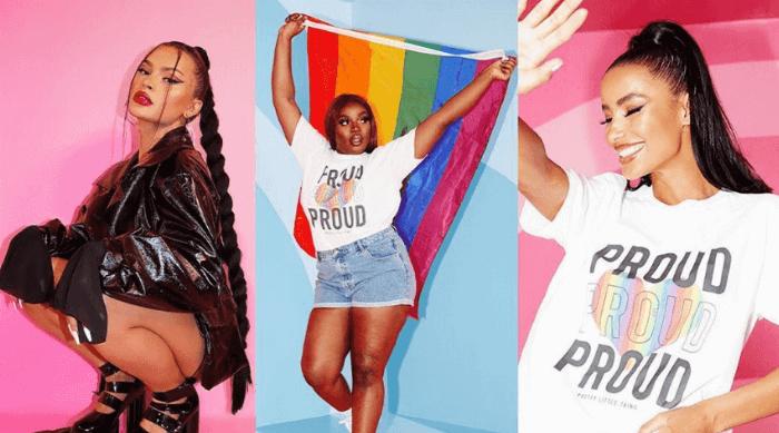 prettylittlething pride month
