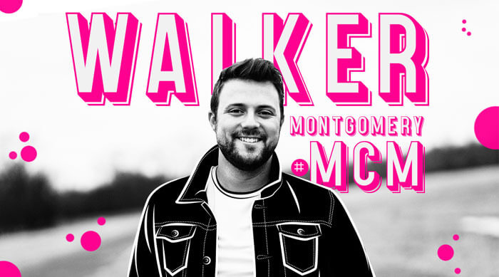 Walker Montgomery Man Crush Monday