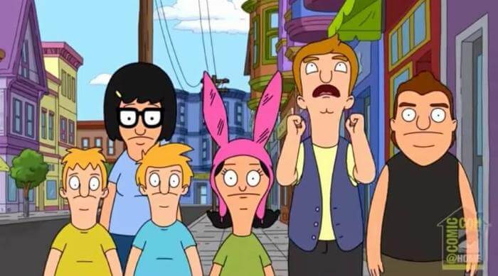Bob's Burgers Comic-Con preview