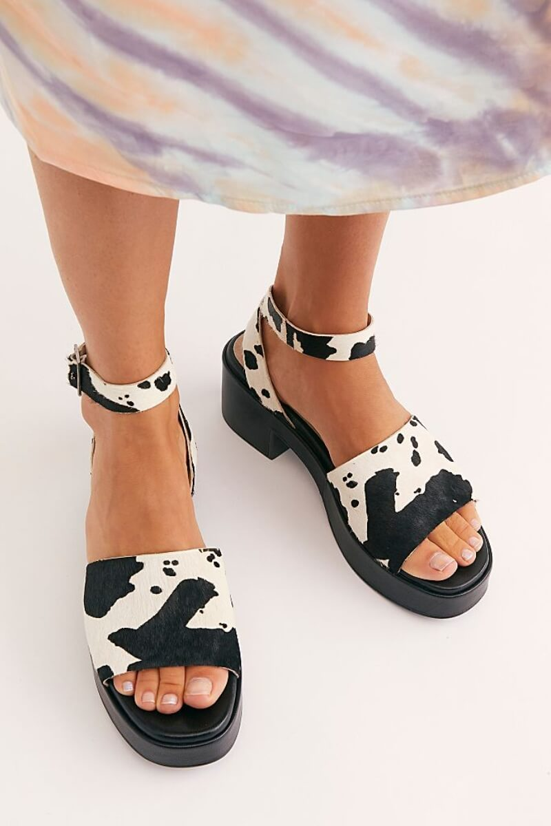 cow print fashion