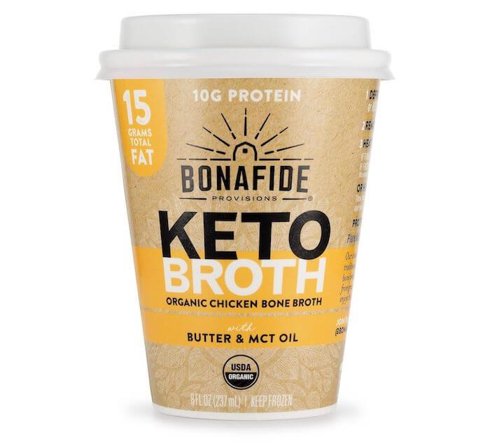 Bonafide classic butter bone broth