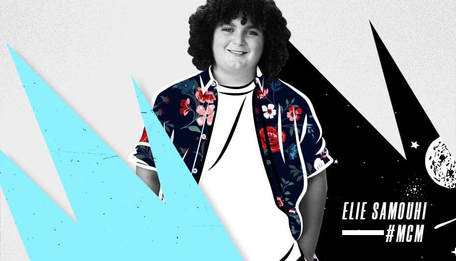 Elie Samouhi Man Crush Monday
