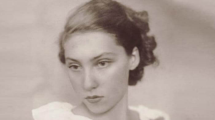 Instagram @historical.babes Clarice Lispector face