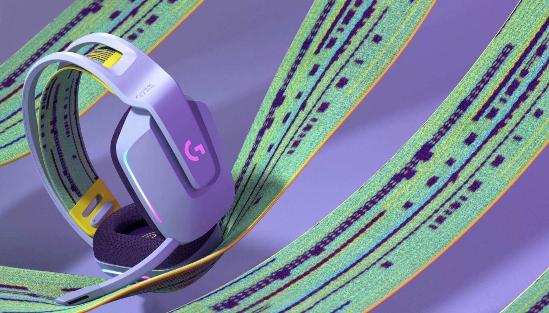 Logitech G G77 Gaming headphones