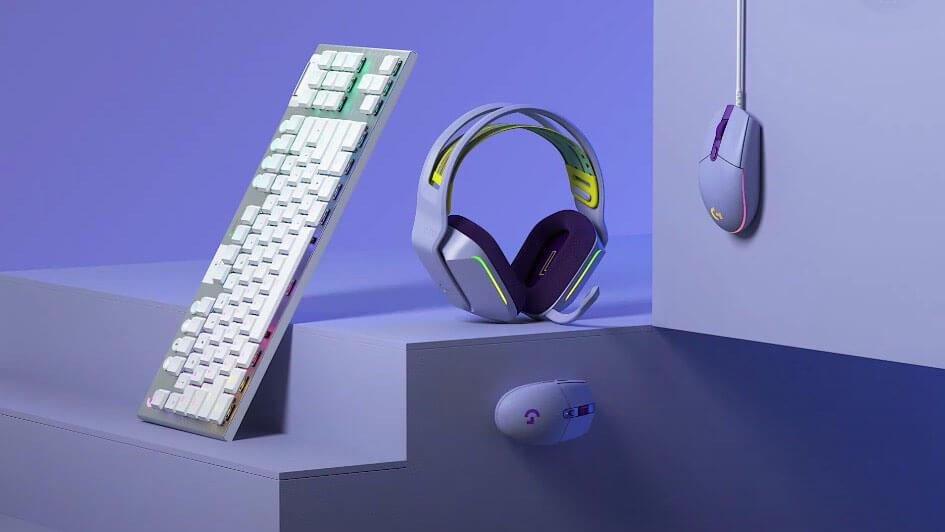 Logitech G Color Collection Items