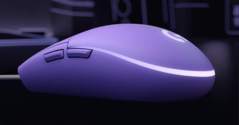 Logitech G G203 Lightspeed Gaming Mouse