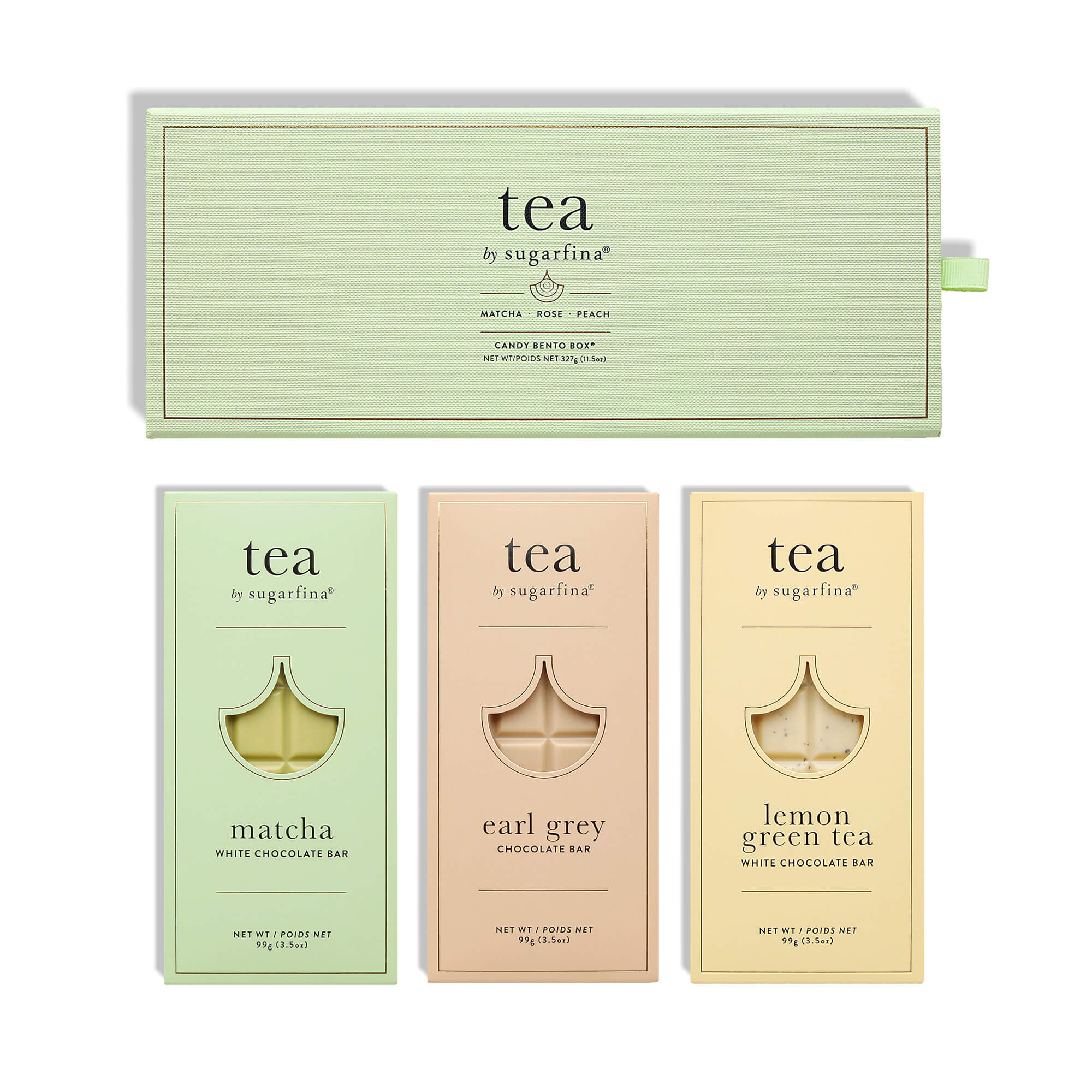 Sugarfina Tea Collection full set