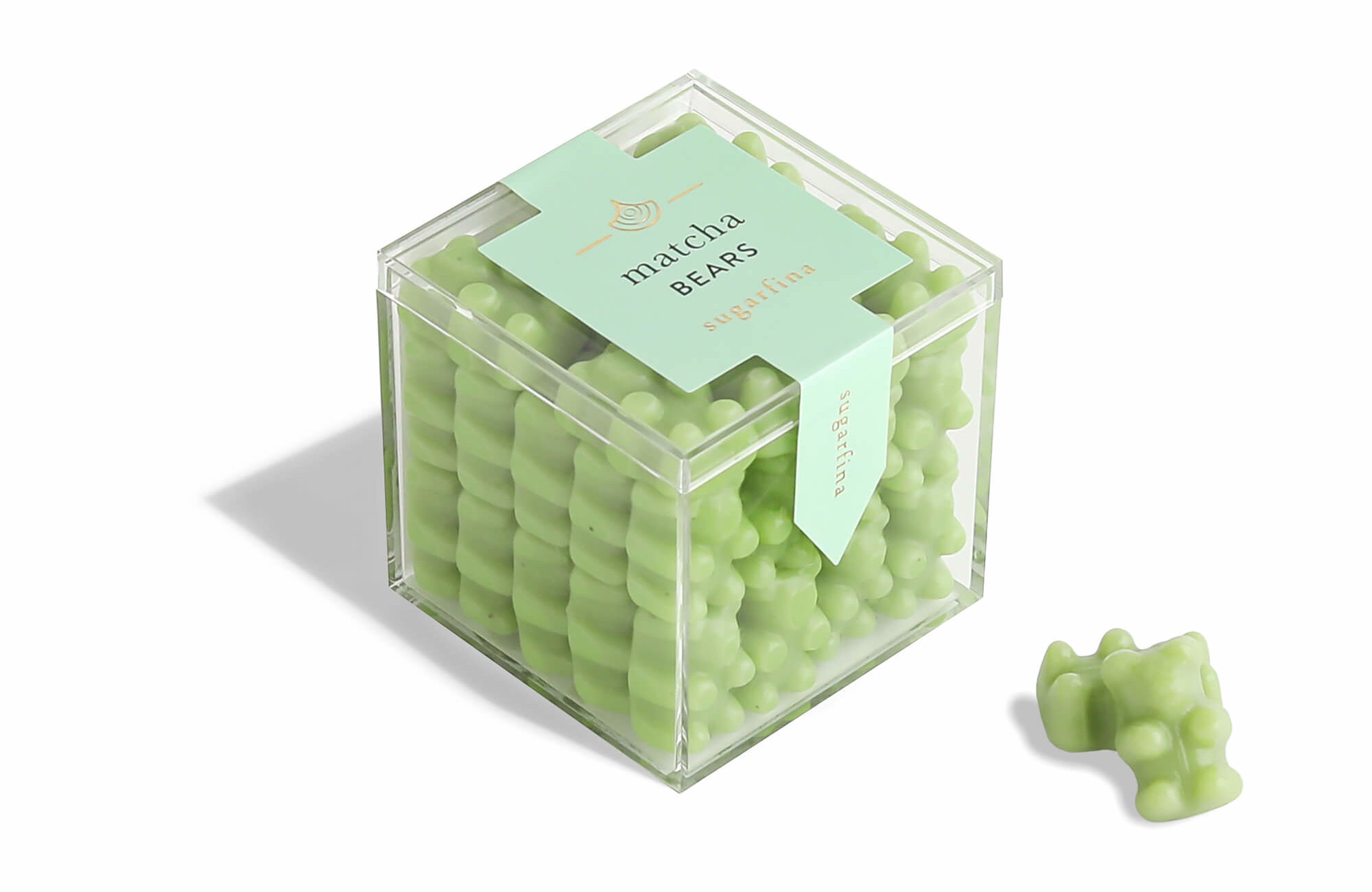 Sugarfina Tea Collection matcha bears