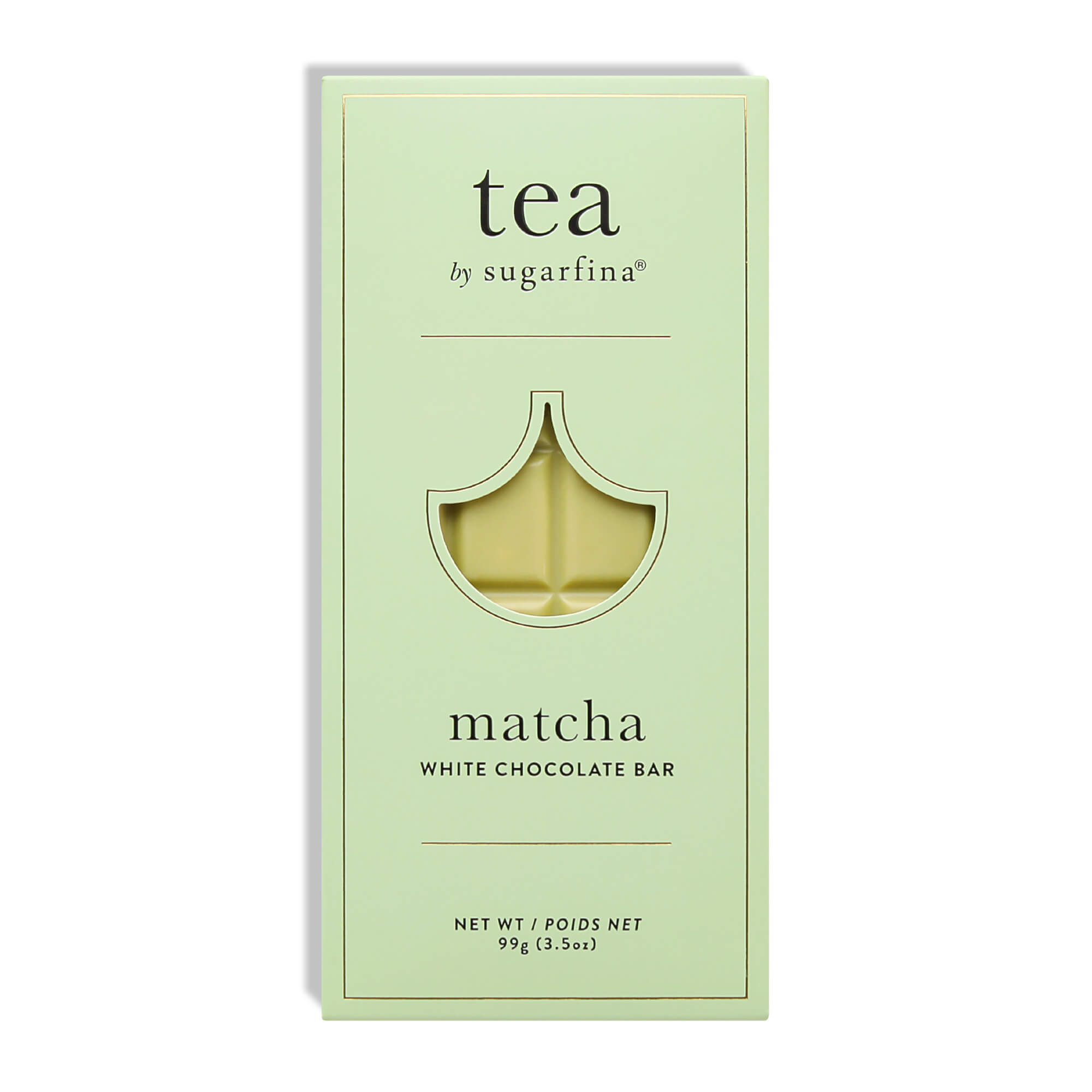 Sugarfina Tea Collection Matcha White Chocolate Bar