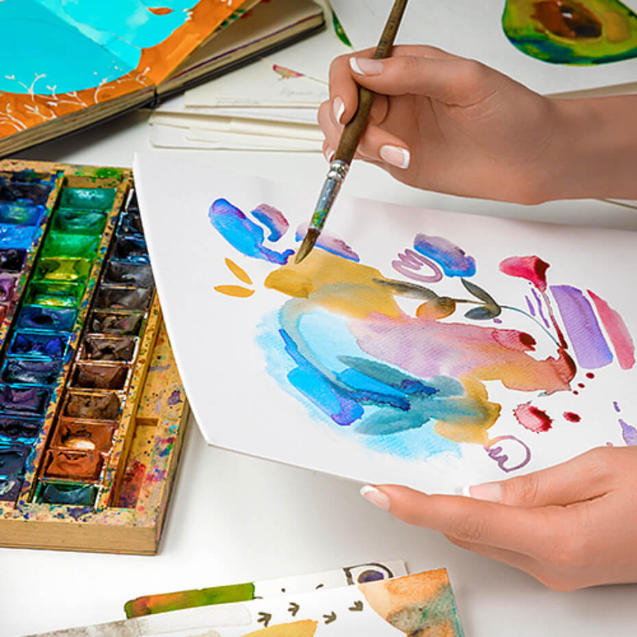diy-school-supplies-watercolor-workspace-090320