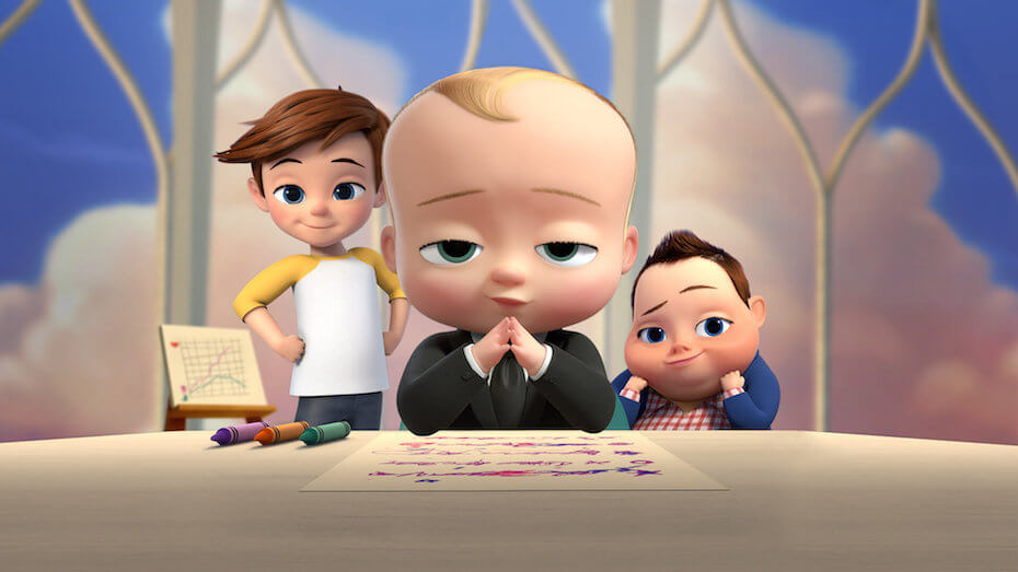 Netflix: Boss Baby: Back in Business