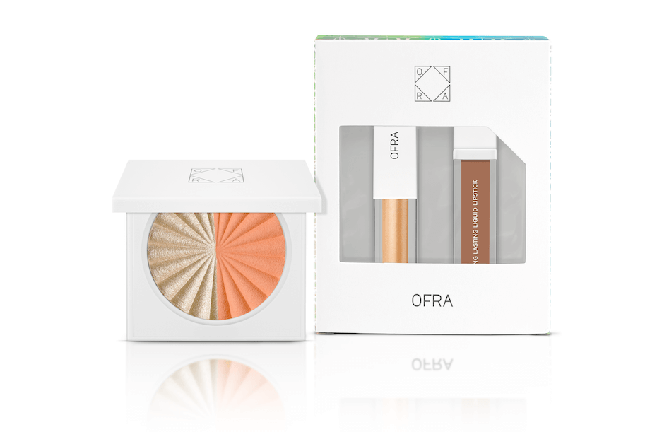 Ofra Cosmetics Cameron White collection