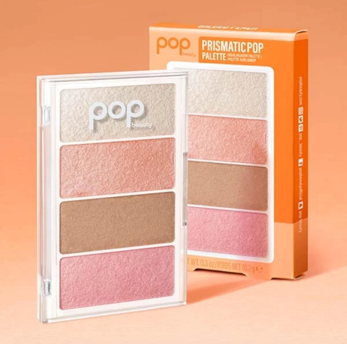 pop beauty palette