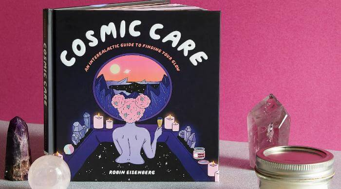 Cosmic Care book cover