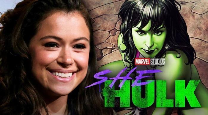 Instagram @shehulkseries Tatiana Maslany She-Hulk