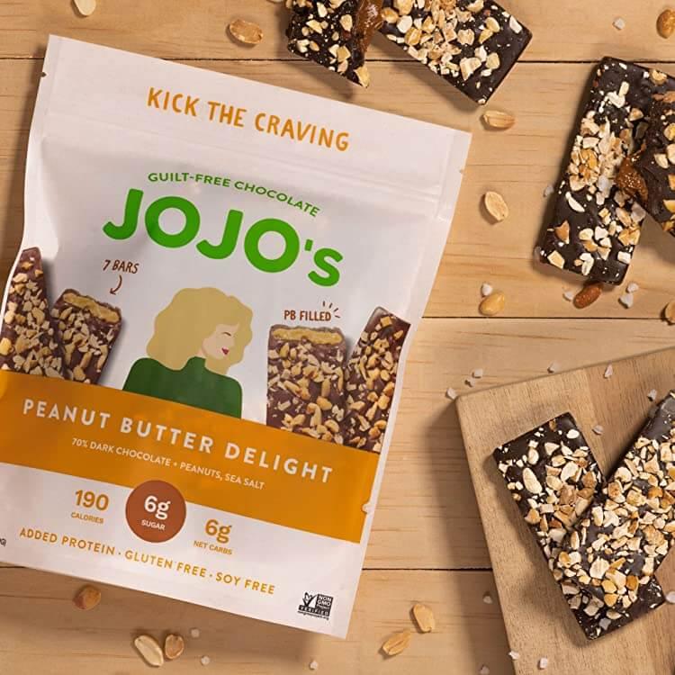 JoJo's Chocolate Peanut Butter Delight