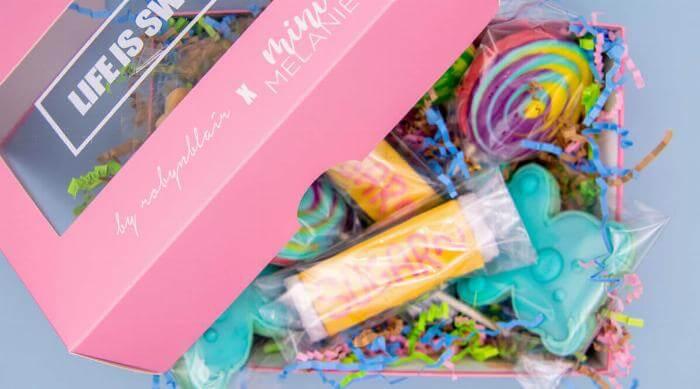 By Robynblair Mini Melanie Candy Cookie Box
