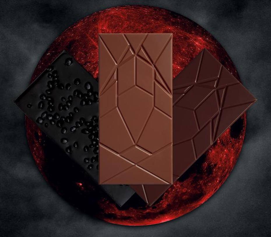 Onnom Chocolate Halloween bars