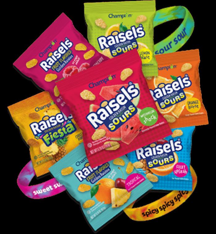 Raisels Flavor Flight