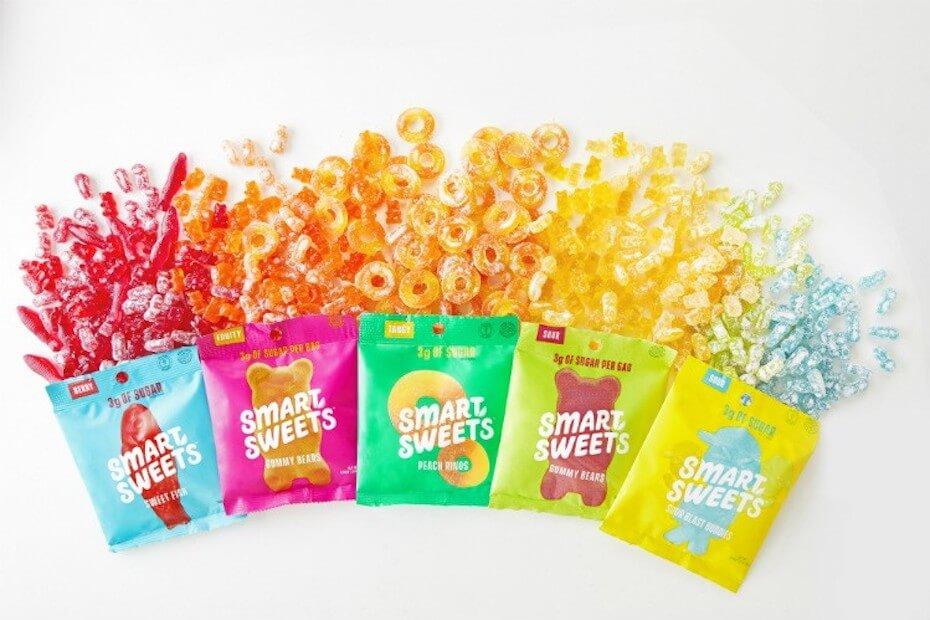 Smart Sweets variety gummies