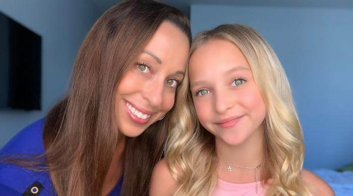 Stacey Ketchman and daughter Lilly K