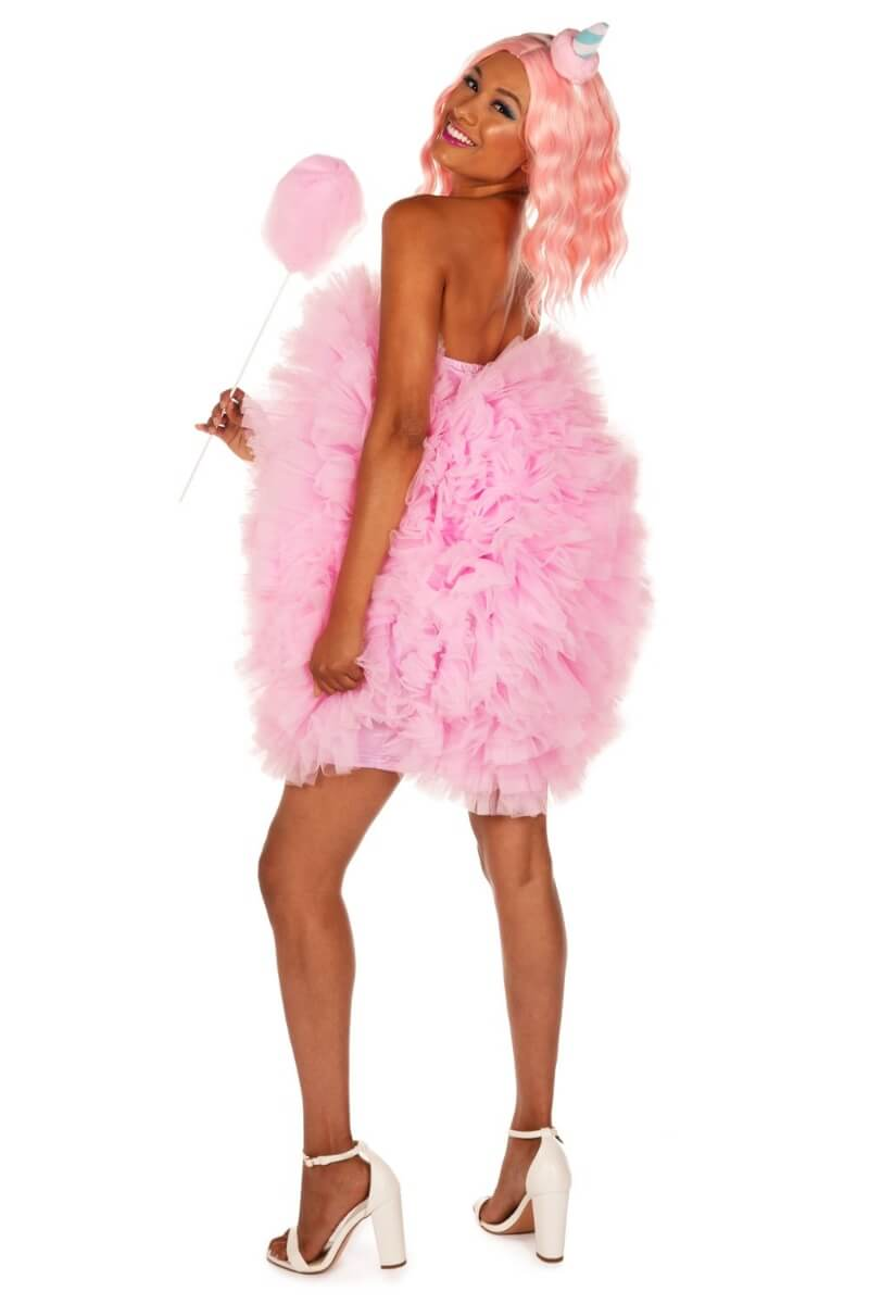 tipsy elves cotton candy dress halloween