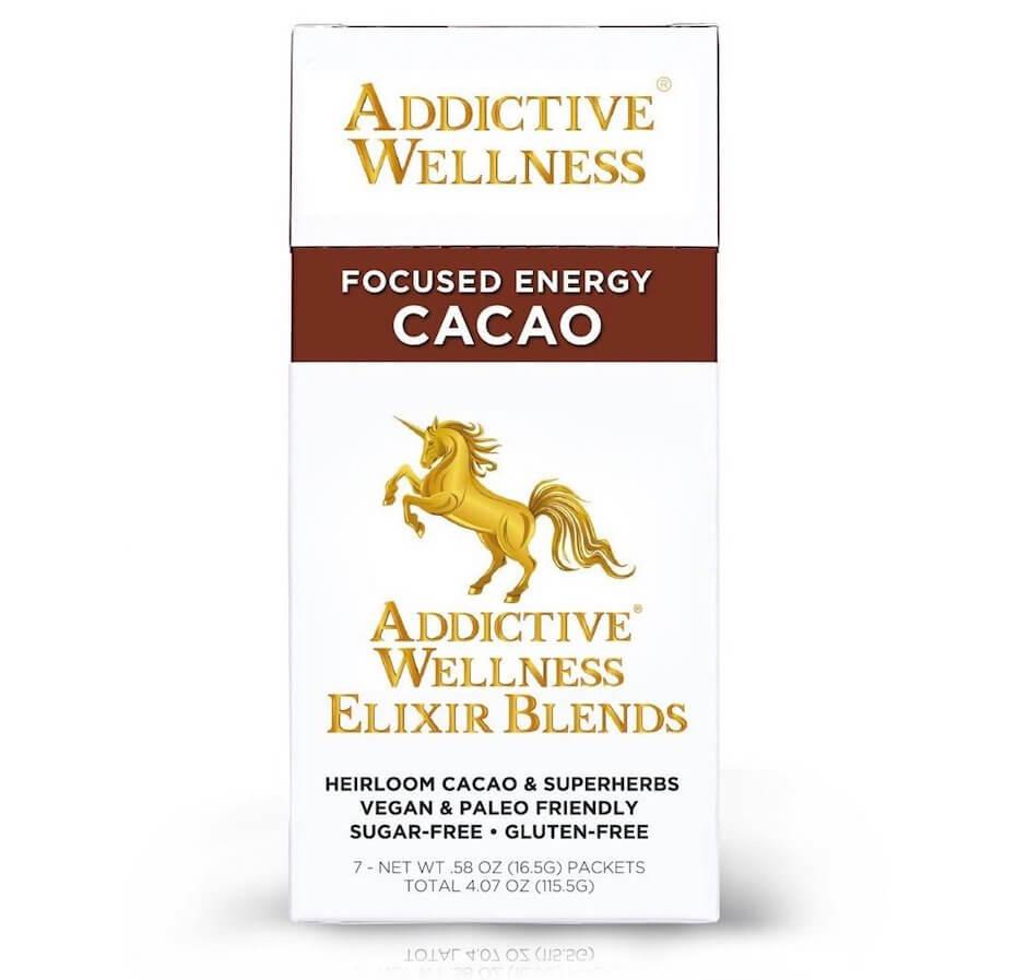 Addictive Wellness Cacao Elixir