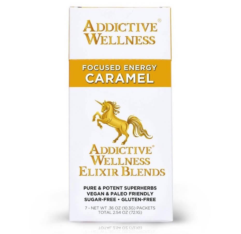 Addictive Wellness Caramel Elixir