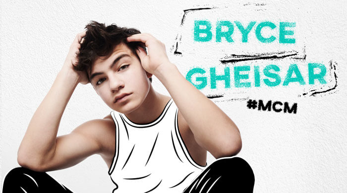Bryce Gheisar Man Crush Monday