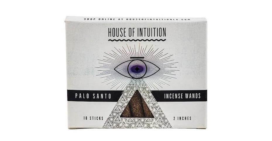 House of Intuition: Palo Santo Incense Wands