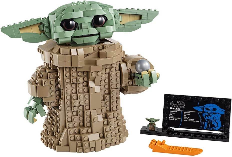 Lego Star Wars The Child Building Kit