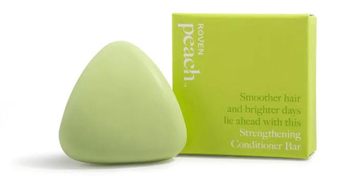 Peach: Strengthening Conditioner Bar