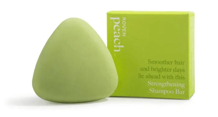 Peach: Strengthening Shampoo Bar